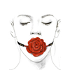 Rose Ball Gag
